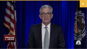 Jerome Powell March Meeting